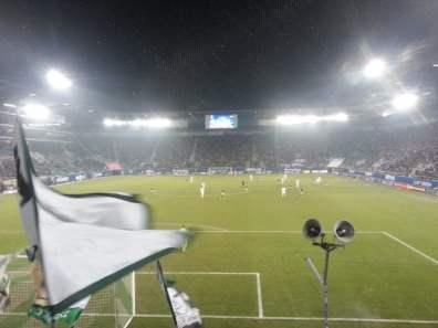 Europa League Heimsieg zum Abschluss