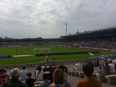 Grosschance für Rennes