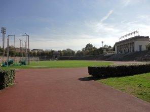 Die im Stile des Neoklassizismus gebaute Arena Civica