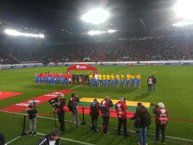 Schweiz - Litauen