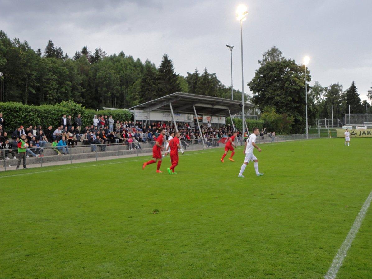 Heimstätte des FC Kosova Zürich