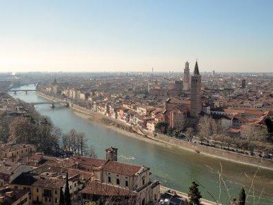 Die Stadt Verona im Überblick
