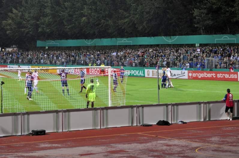 DFB-Pokal in Pfullendorf