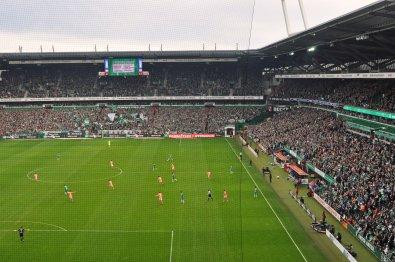 Mit der Niederlage rutscht Darmstadt weiter in Richtung Liga 2