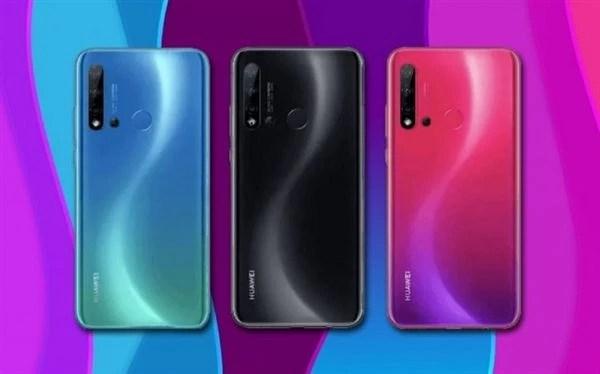 Характеристики Huawei Nova 5i с сайта TENAA – фото 2