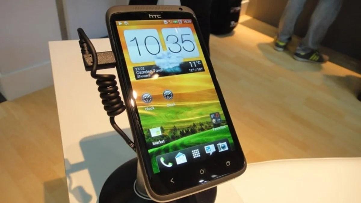 HTC One X1 MWC