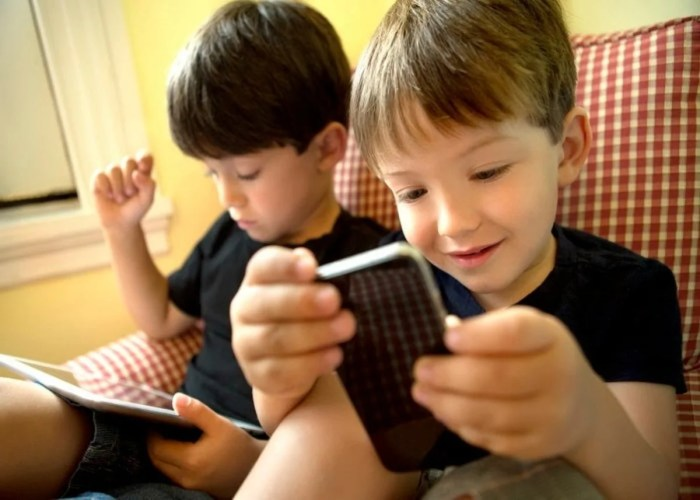 Controles parentales en Android