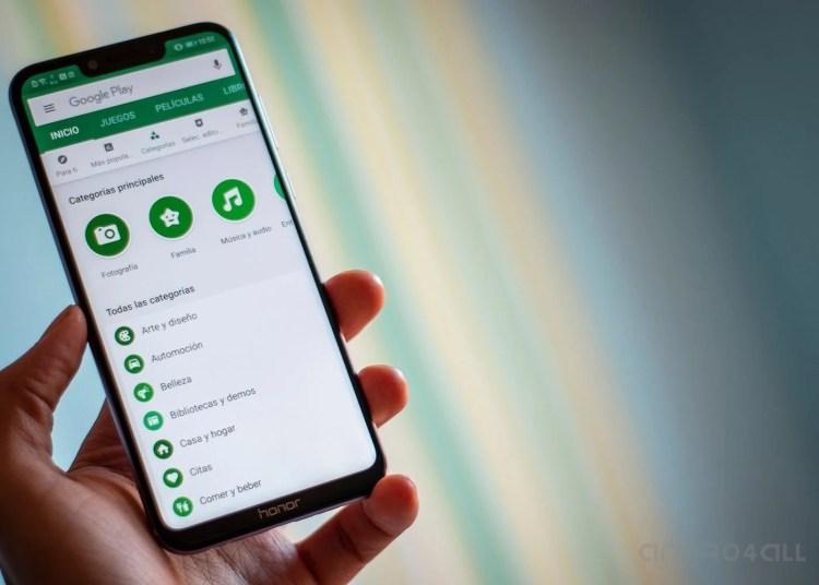 Google Play Store, juegos y aplicaciones para Android