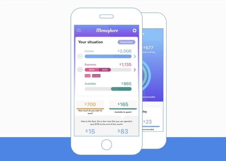 MoneyHero para Android