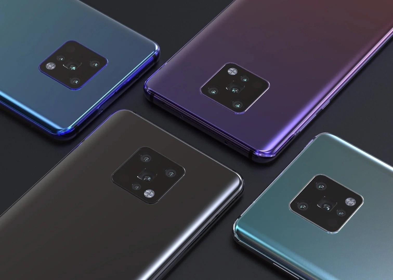 Huawei Mate 30 camara