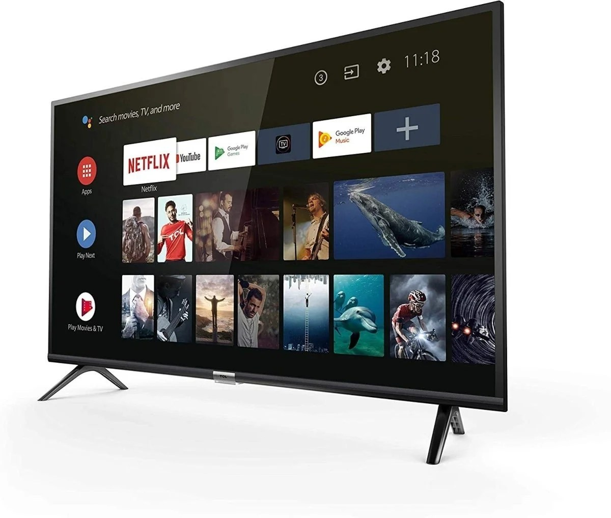 "TCL 32"" con Android TV"