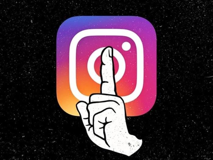 como bloquear instagram