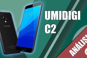 Review UMIDIGI C2