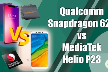snapdragon 625 vs helio p23