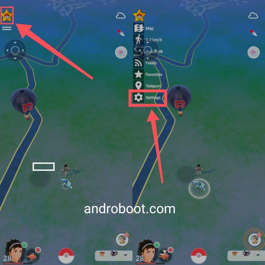 Pokémon go controller hack pgsharp