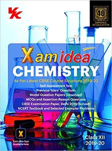 {Free} Xam Idea Class 12 Chemistry Pdf 1