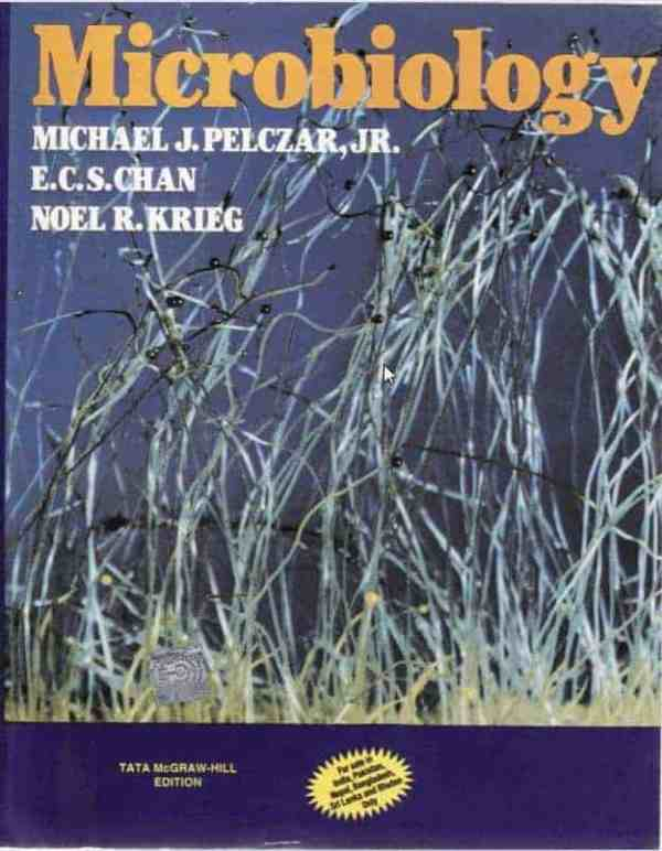 Pelczar Microbiology Fifth Edition 1
