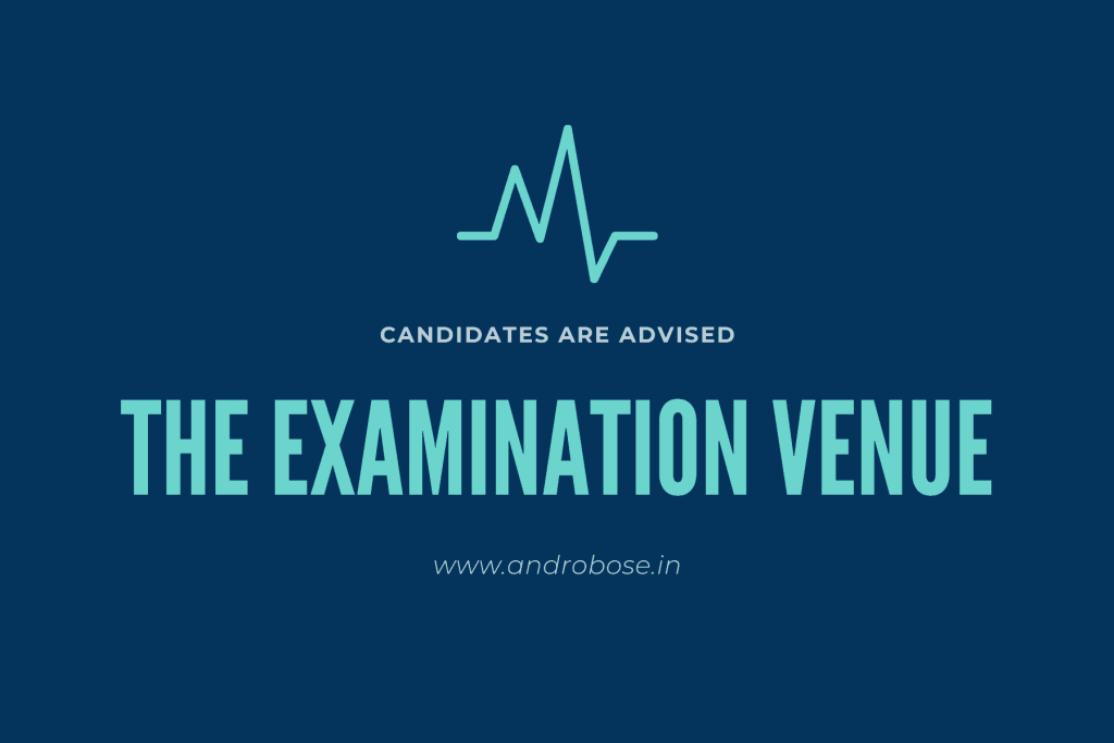 Important Instructions For NEET 2020