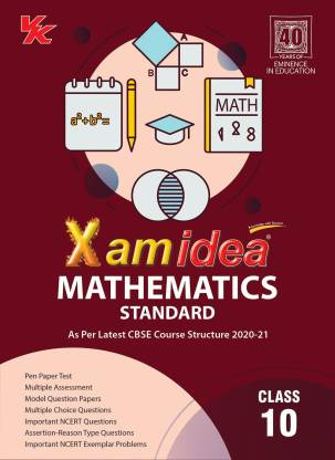 xam idea class 10 maths pdf free download 2020 21