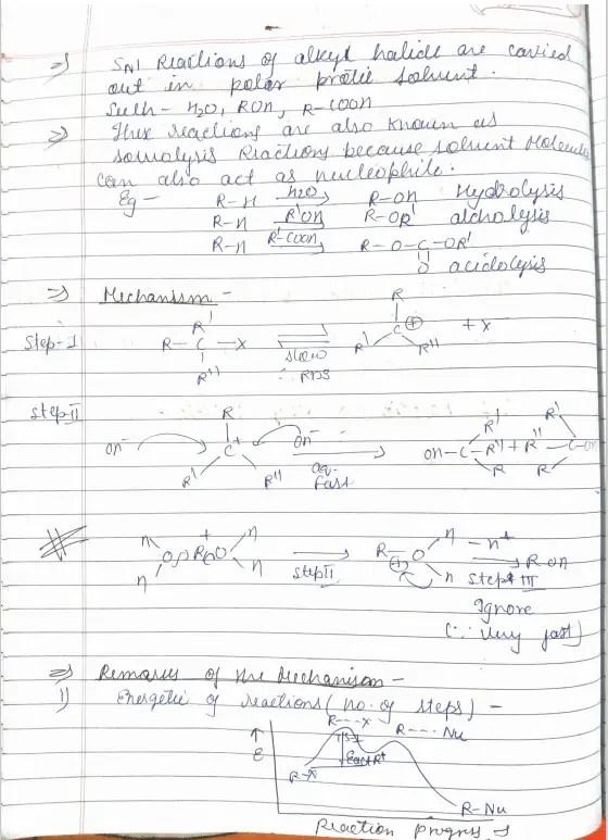 ccFree Organic Reaction Mechanism Part 3