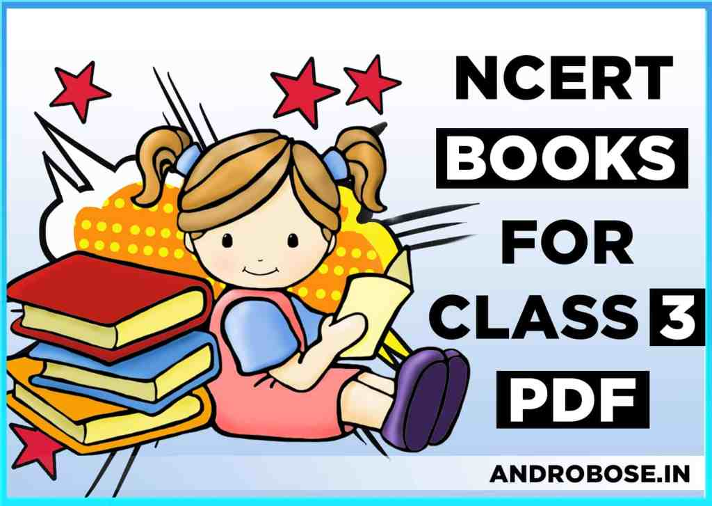 NCERT Books Class 3 Pdf