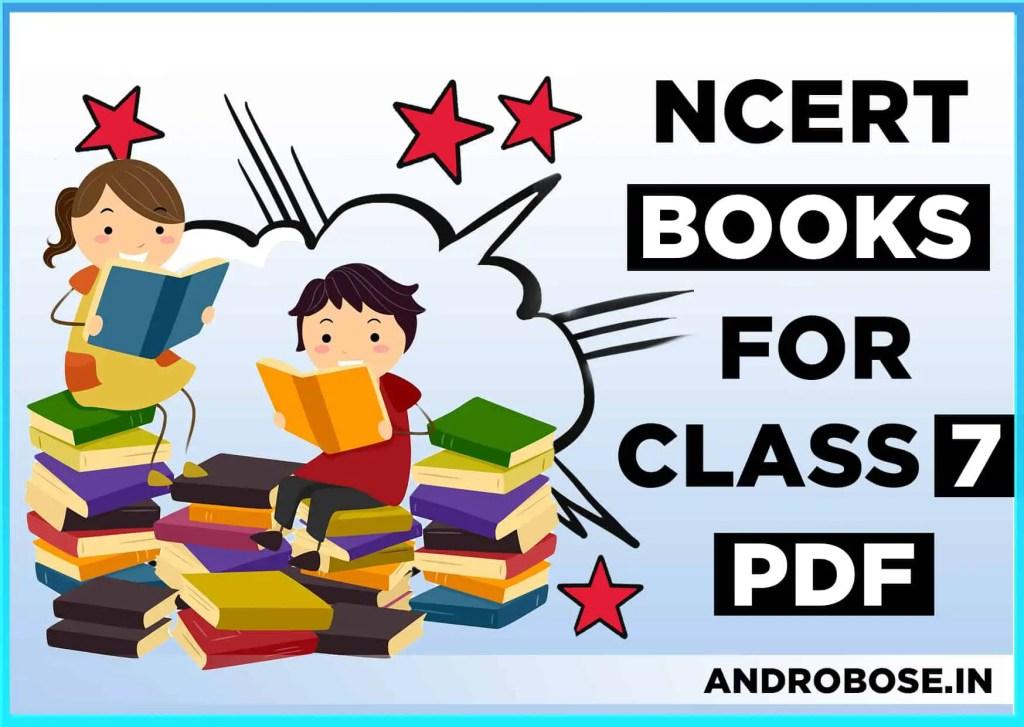 NCERT Books Class 7 Pdf