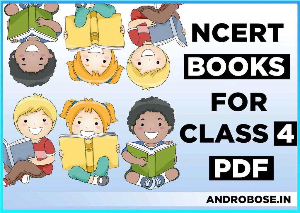 NCERT Books For Class 4 Pdf