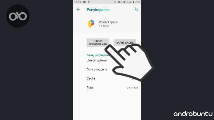 Cara Mengatasi Parallel Space Error di Android (Force Close) by Androbuntu.com 3