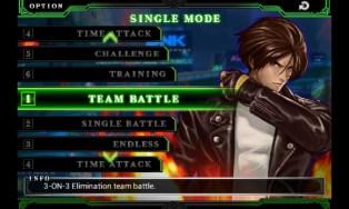 Battle Modes
