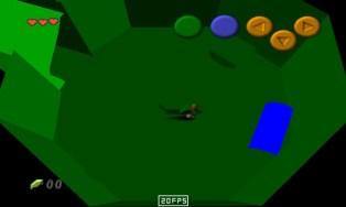 Zelda OOT running with gles2n64