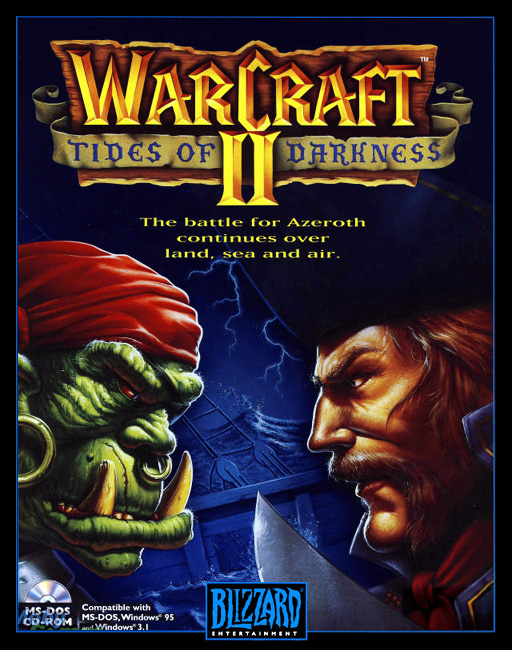 Warcraft 2 - Tides of Darkness on Android - AndroGaming