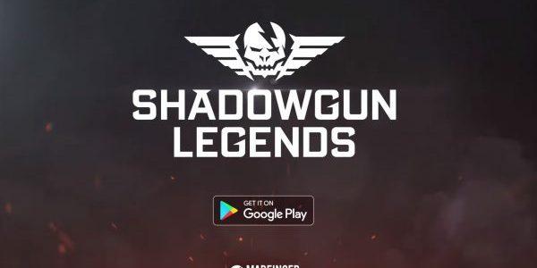 Shadowgun Legends launch day
