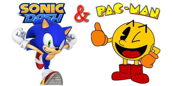 Sonic and Pacman crossover event