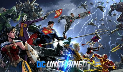 DC: Unchained – First Look