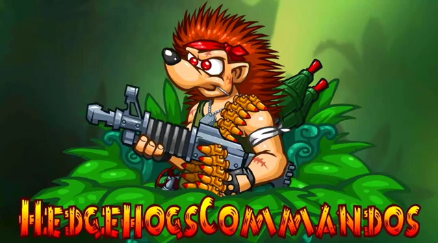 Hedgehogs Commandos