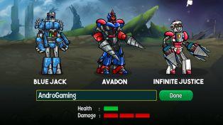 Tactical Battle Robots