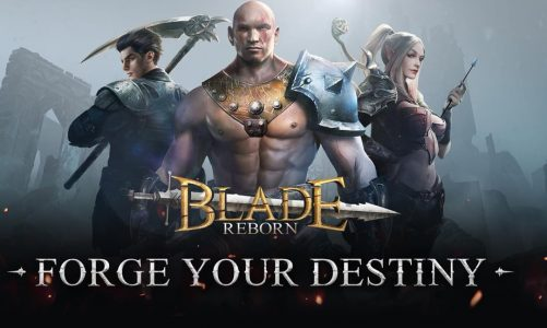 Blade Reborn is now released globally