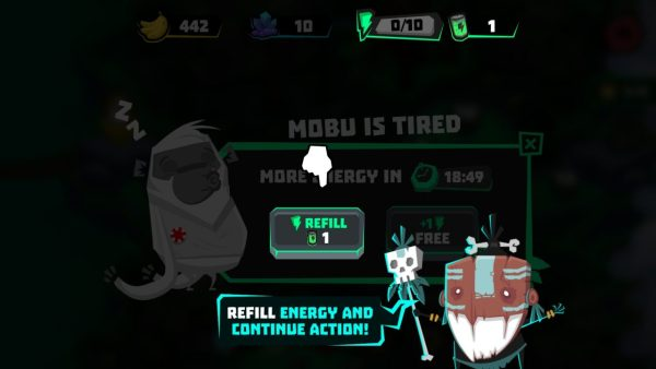 MoBu 2 - Race with Friends