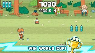 ZapDribble: World Football Cup