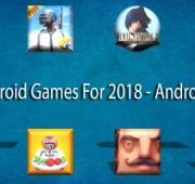 Top Android Games 2018