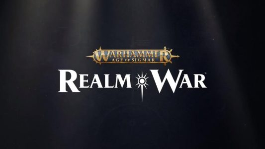 Warhammer Age of Sigmar: Realm War is Coming Soon