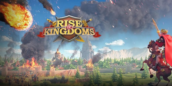 Rise of Civilizations is now Rise of Kingdoms