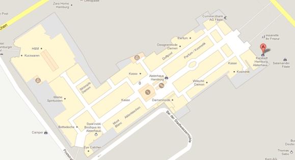 Google Maps Innen