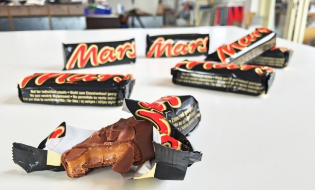 Mars Schokoriegel Rückruf