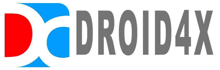 Droid4x 에뮬레이터 로고