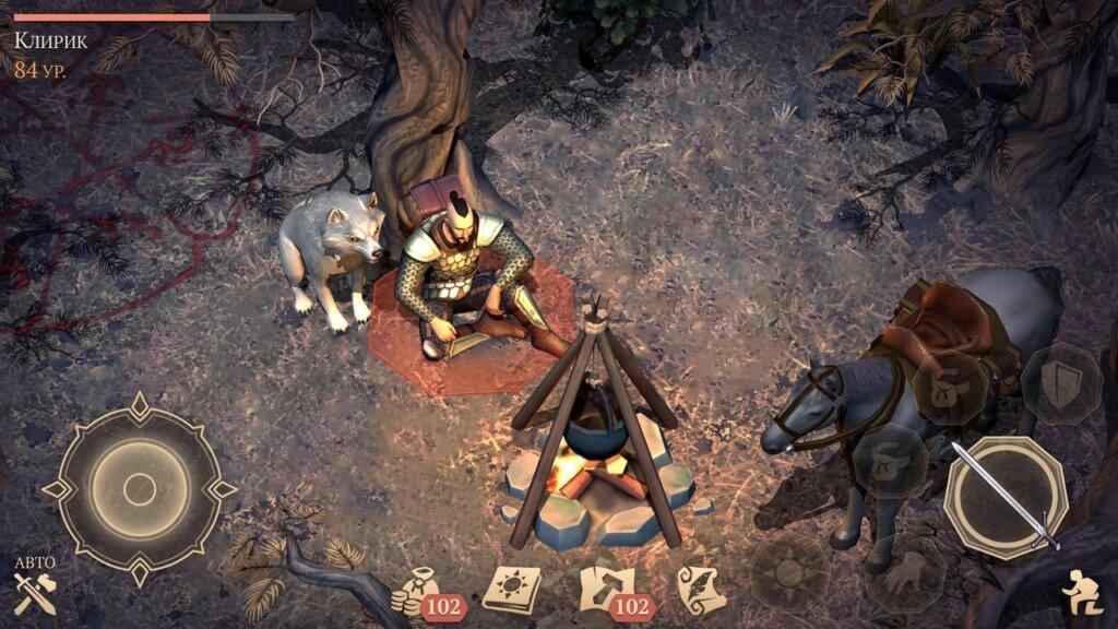 Grim Soul Dark Fantasy Survival - start your journey