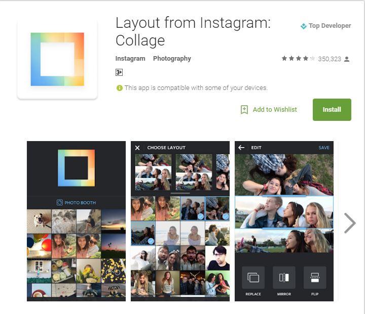 Layout - ТОП 10 лучших приложений для Android