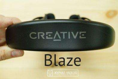 Тестируем гарнитуру Creative Sound Blaster Blaze
