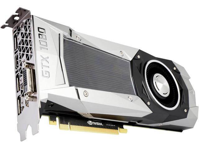 ASUS GeForce GTX 1080 1607Mhz PCI-E 3.0 8192Mb 10000Mhz 256 bit DVI HD