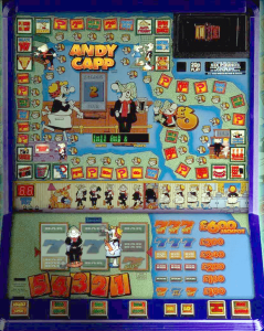 Andy Capp Fruit Machine